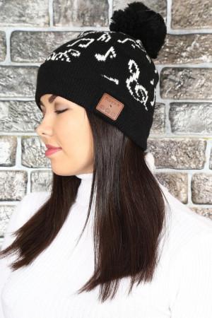 Mp3 шапка с Bluetooth 1382363 9cbf83bde06c2